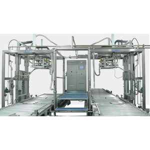 ASP300 Tonnage Aseptic Filling Machine