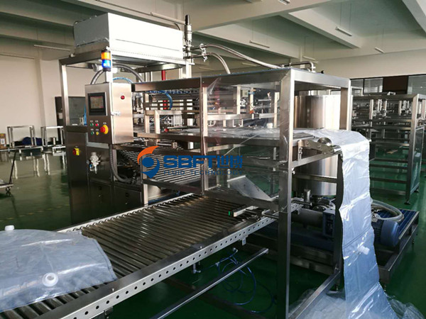 BIB Filling Machine Line