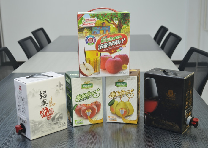 Bag in box package advantages for liquids
