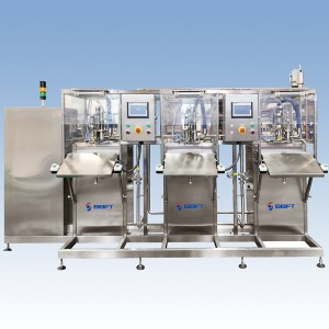 BIB200D BIB Filling Machine